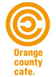 Orange county cafeロゴ